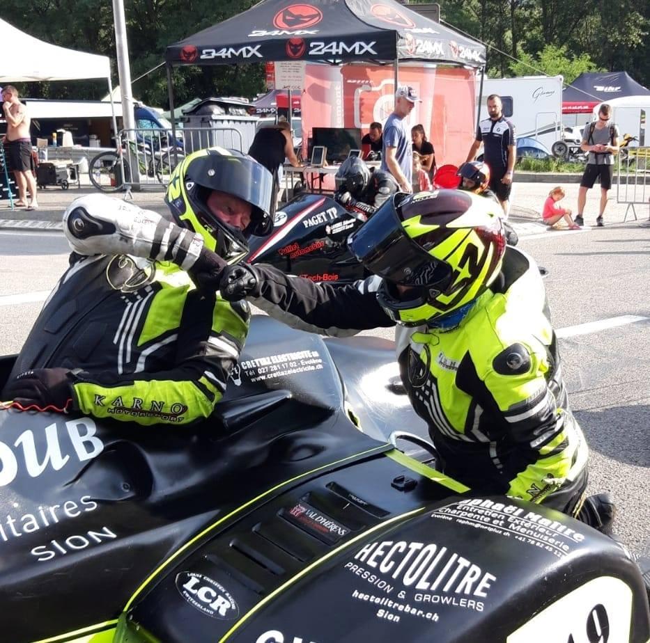 Evo Sidecar Racing Team